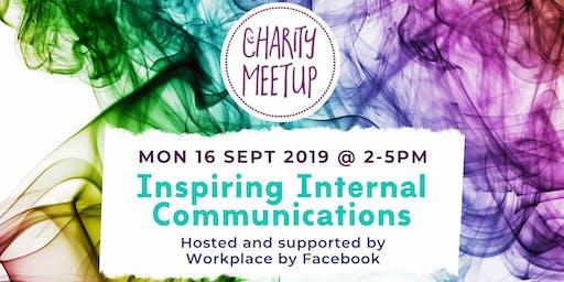 Charity Meetup - Internal Comms