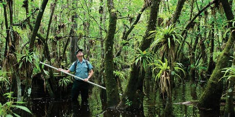 BIOLOGIST LED Swamp walk. tickets
