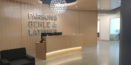 Parsons Behle & Latimer Utah County Employment Law Seminar tickets