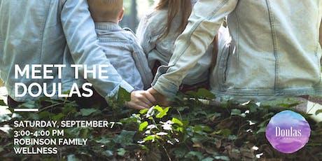 Meet the Doulas // September 2019 tickets