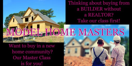 Model Home Masters' NEW CONSTRUCTION Home Buying Seminar-Carrollwood