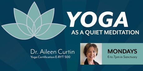 Yoga as a Quiet Meditation tickets