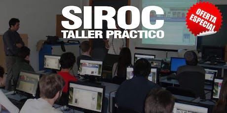 Taller Práctico SIROC entradas