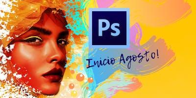Curso de Photoshop (Nivel Inicial/Nivel Intermedio)