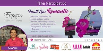 Taller con Sofía VELIZ: FAULT LINE ROMANTIC
