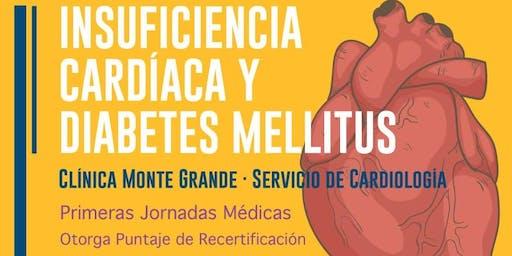 Primeras Jornadas Médicas de Insuficiencia Cardíaca y Diabetes Melitus