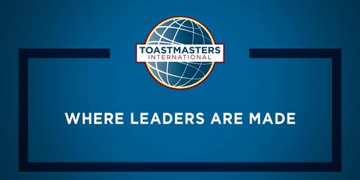 Visit University City Toastmasters to improve on your public speaking skills