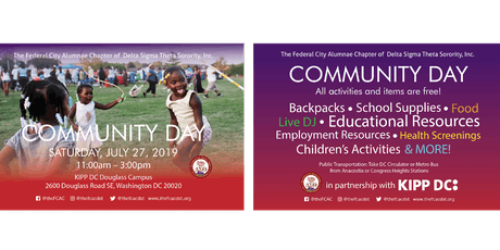 theFCAC's Community Day 2019 tickets