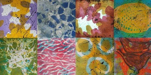 GOLDEN Lecture/Demo: Printmaking with Acrylics - Ellensburg