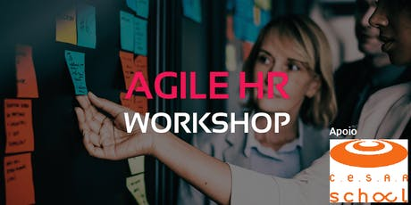 Agile HR Workshop Recife ingressos
