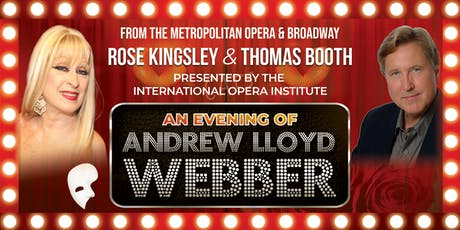 "AN EVENING OF ""ANDREW LLOYD WEBBER"" tickets"
