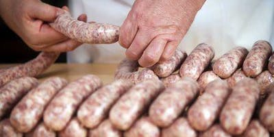 Sausage from Scratch: Cooperative Cooking Experience