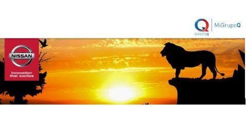 ¡Nissan y MiGrupoQ te invitan a ver la película: The Lion King!