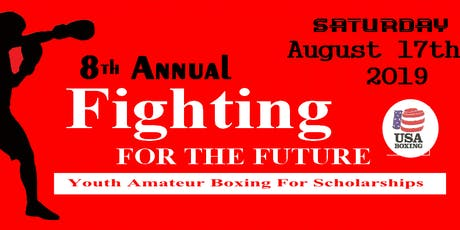 FIGHTING FOR THE FUTURE tickets