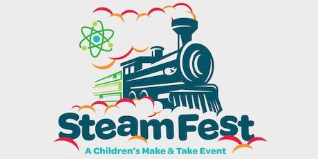 SteamFest 2019 tickets