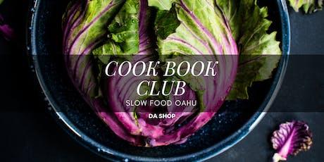 Cookbook Club - Six Seasons tickets