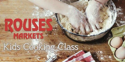 Kids Class w/ Chef Sally R29