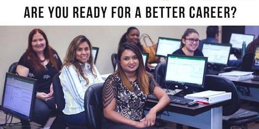 No Cost Administrative Career Training Program