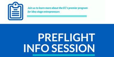 PreFlight & Diversity Scholarship Info Session