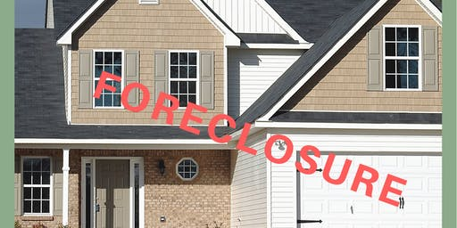 How to make money buying homes at auctions and in foreclosure.
