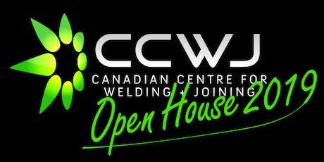 CCWJ Open House 2019 tickets