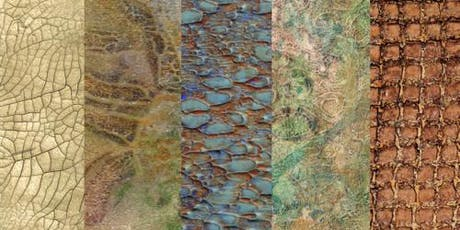 GOLDEN Lecture/Demo: Textural Surfaces - Kennewick tickets