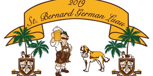 St. Bernard German Luau