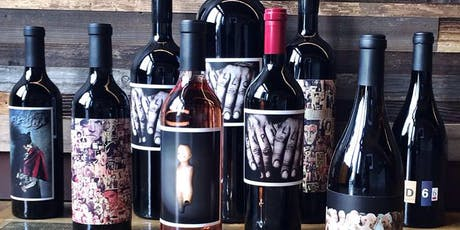 Orin Swift Cellars Wine Tasting and Dinner tickets