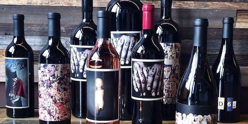 Orin Swift Cellars Wine Tasting and Dinner