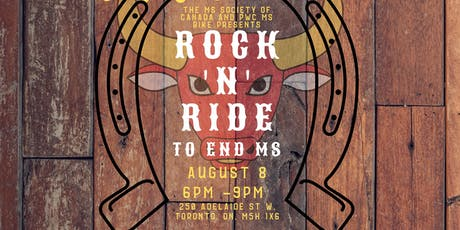 Rock N Ride to End MS tickets