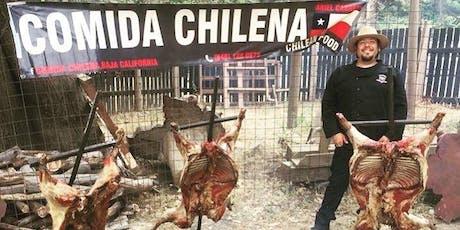Asado de Cordero al Palo estilo Chileno tickets