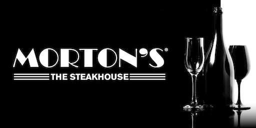 A Taste of Two Legends - Morton's Bethesda