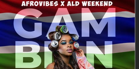 Gambian TakeOver tickets