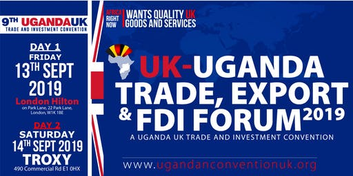UGANDA-UK TRADE & INVESTMENT SUMMIT | FINTECH UGANDA