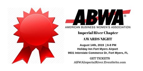 August 14th - Imperial River Awards Night  tickets