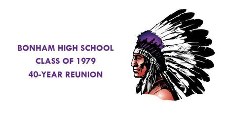 BHS Class of '79 40th Reunion tickets