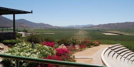 Toros y Vino - a Baja California Experience August 2019 tickets