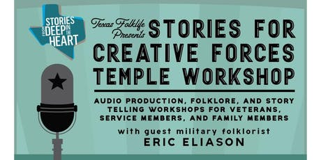 Stories for Creative Forces in Temple tickets