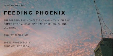 Feeding Phoenix tickets