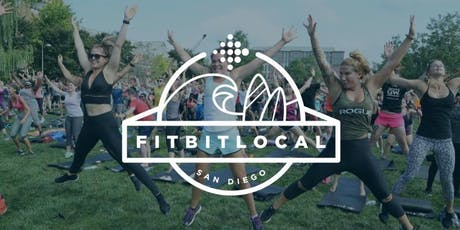 Fitbit Local Move & Groove Flow  tickets