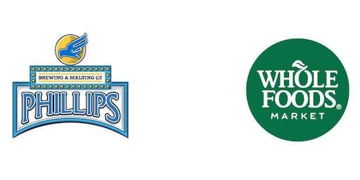 WFM x Phillips: Beer & Taco Night