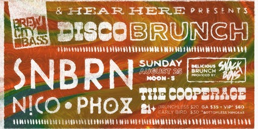 Disco Brunch feat. SNBRN