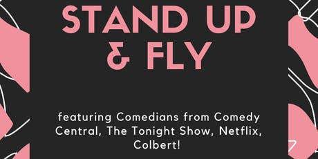 Stand Up & Fly tickets