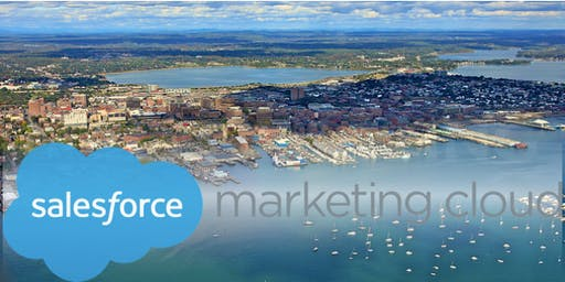 State of Marketing in Portland, ME - Networking Event by Salesforce