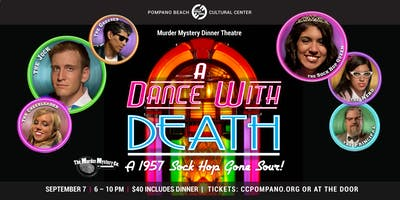 A Dance with Death - Murder Mystery Dinner Theater