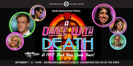 A Dance with Death - Murder Mystery Dinner Theater tickets