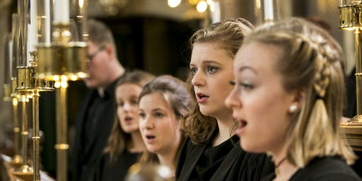 Picture Gallery Composer in Residence Showcase 2: Choir of Royal Holloway