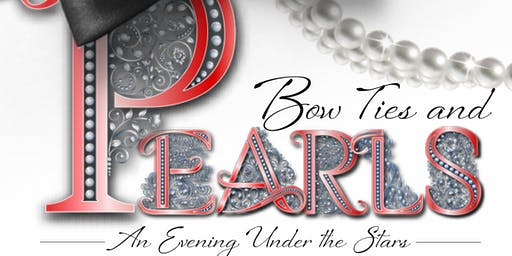 Bow Ties & Pearls under the Stars