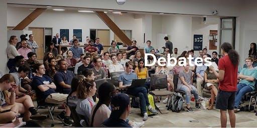 Better Angels Debate - UNCA OLLI