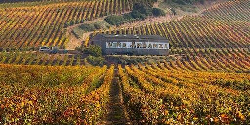 Spanish Wine Seminar with La Rioja Alta